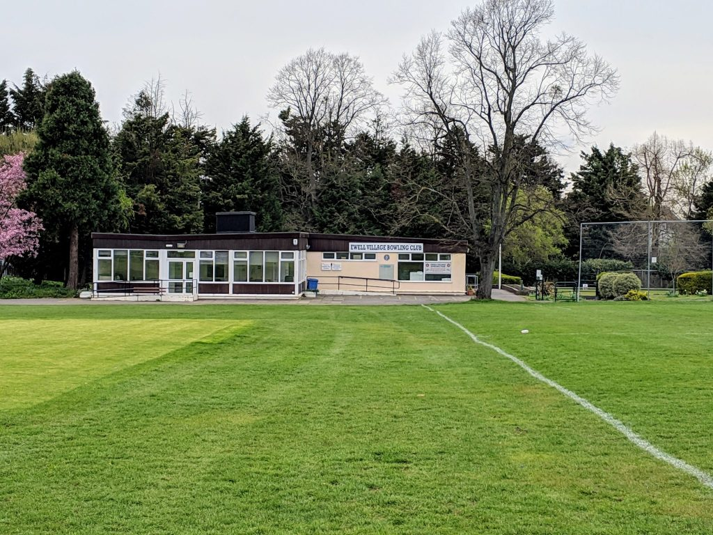 gibraltar recreation ground viewing pavilion ewell epsom