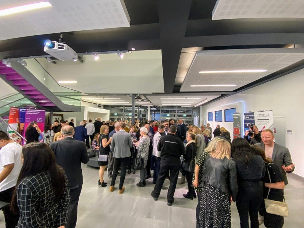 people at epsom and ewell business excellence awards evening 21 november 2019