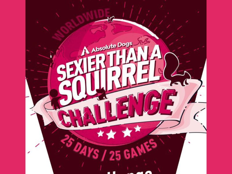 Worldwide Sexier Than A Squirrel Challenge